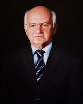 Official Portrait by Damir May